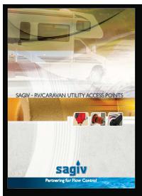 Sagiv - RV/Caravan Utility Access Points