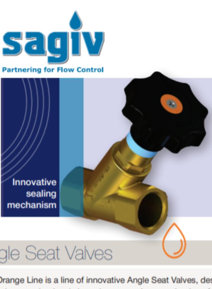 Angle Seat valves